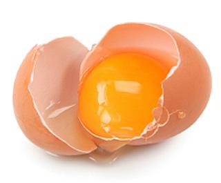 jajko surowe