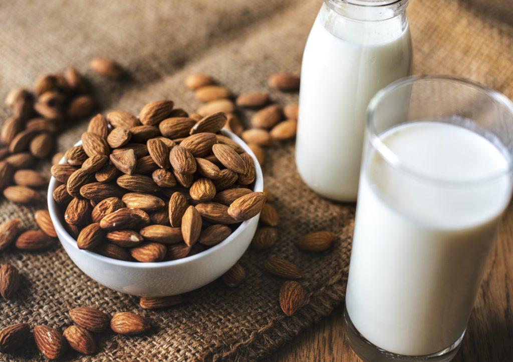 mleka wegańskie