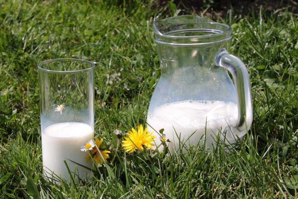 wegańskie mleka
