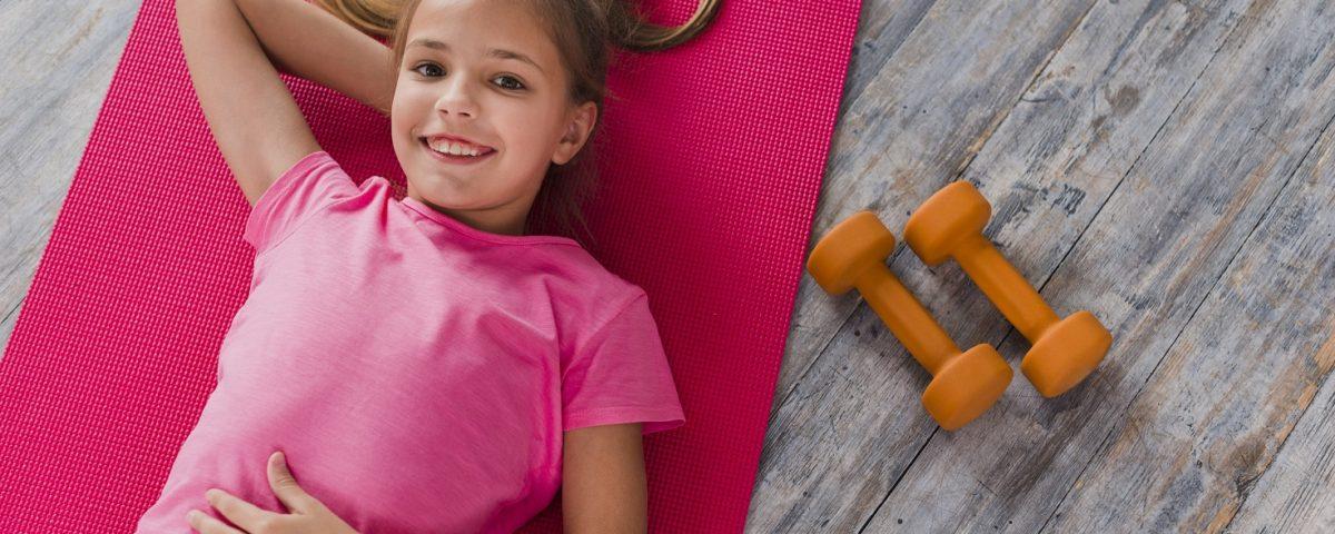 Aktywność fizyczna dziecka