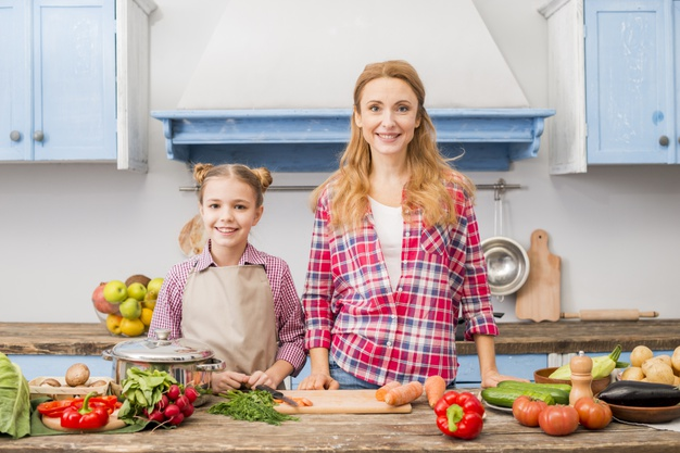 Żywienie dziecka podczas odchudzania