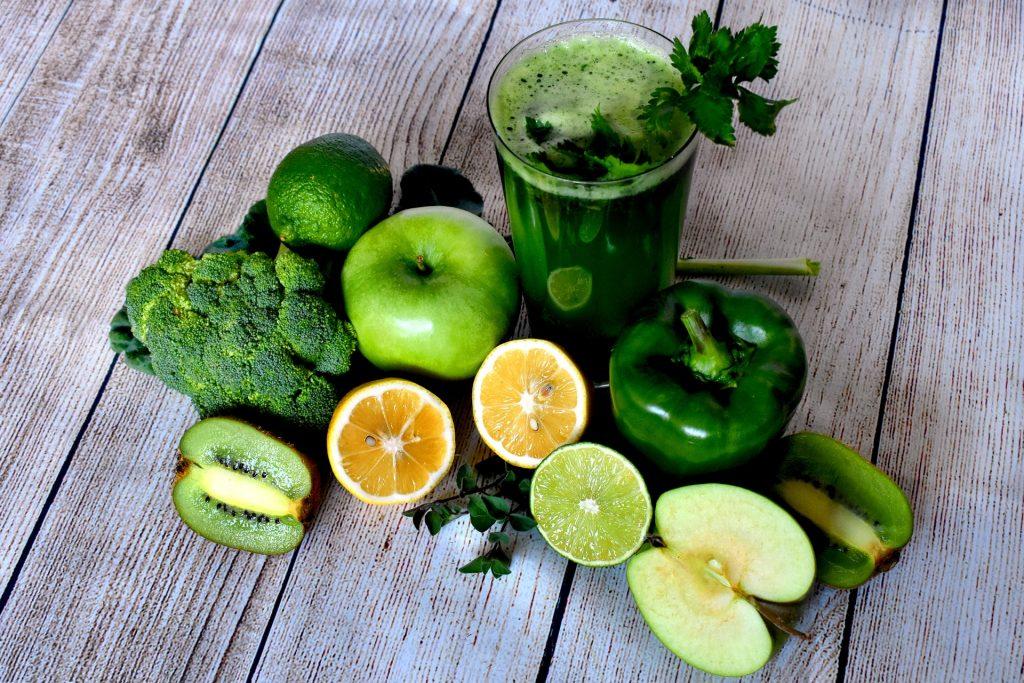 soki w diecie wegańskiej