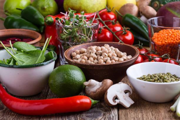 warzywa na diecie wegańskiej