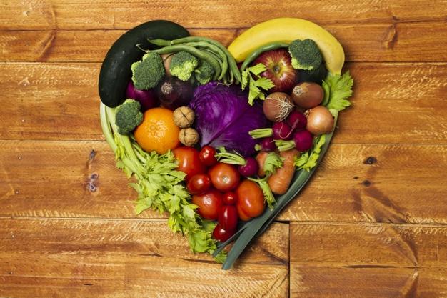 warzywa na diecie wegetariańskiej
