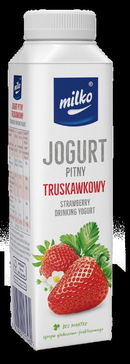 pod lupą dietetyka jogurty