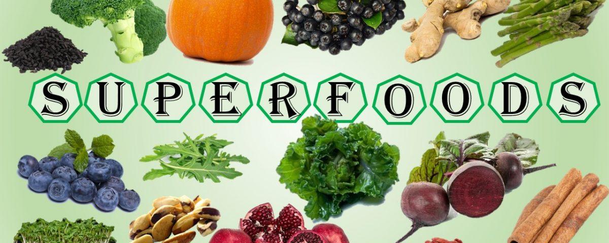 dieta superfoods