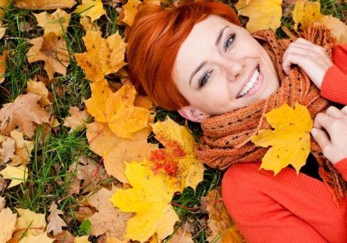 odchudzanie w okresie jesieni