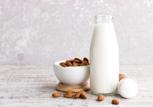 mleko migdałowe